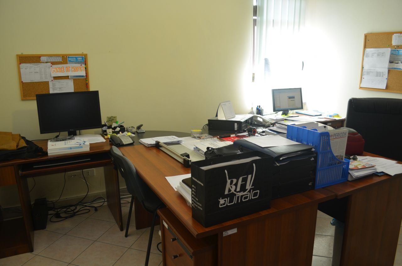 Office for Rent in Tirana at Blloku Area