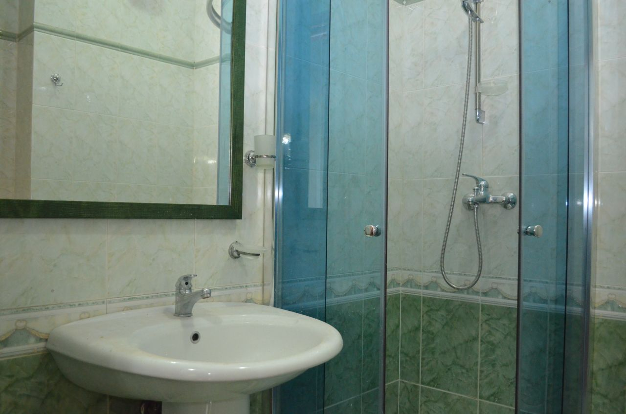 Apartment for rent in Tirana at blloku area with two bedrooms, fully furnished