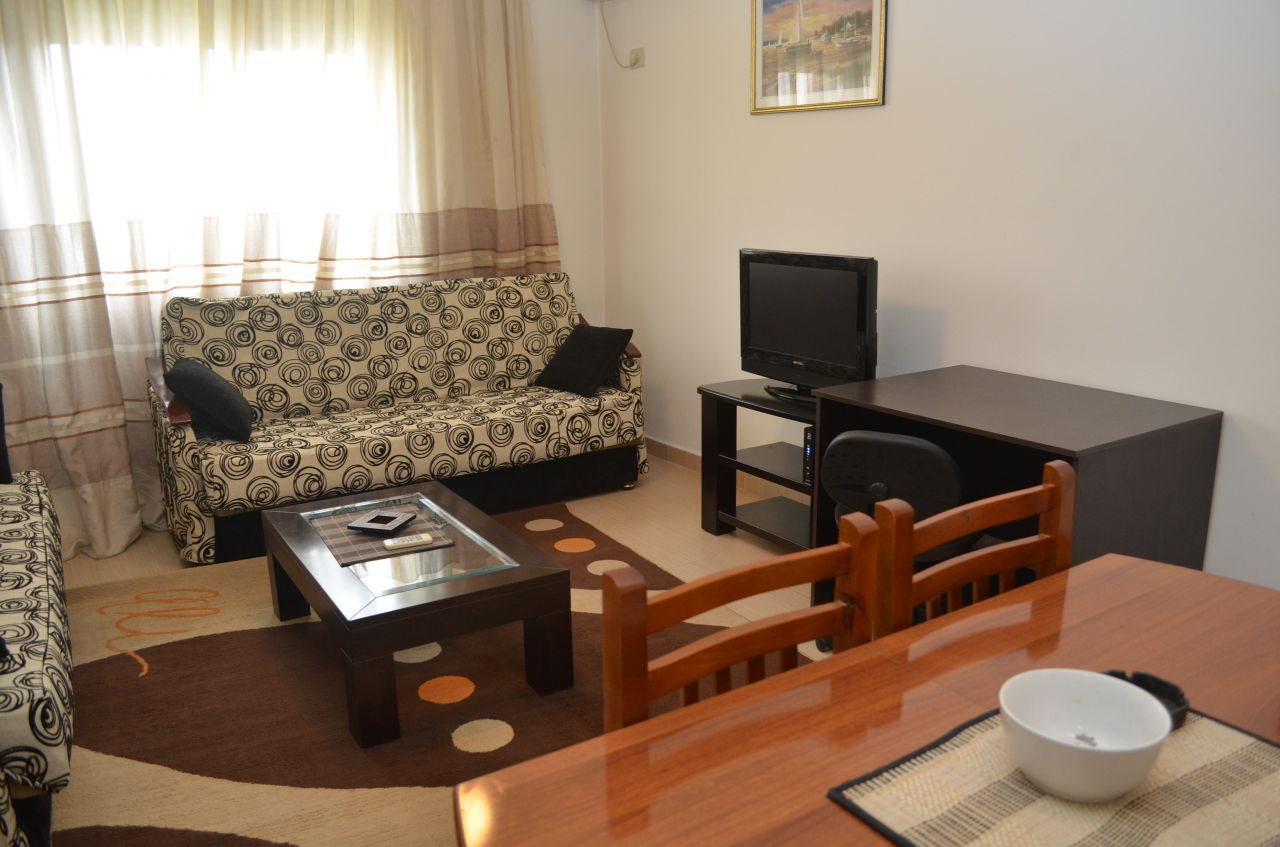 Small Apartment for rent in Tirana near 21 Dhjetori