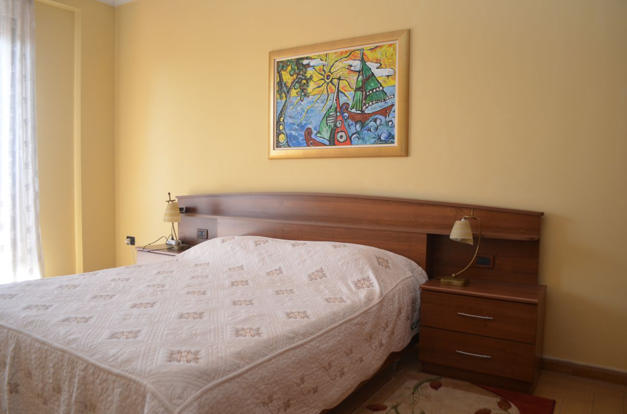 Apartment for rent in Tirana, Albania capital,  rent apartment in Tirana with two bedrooms