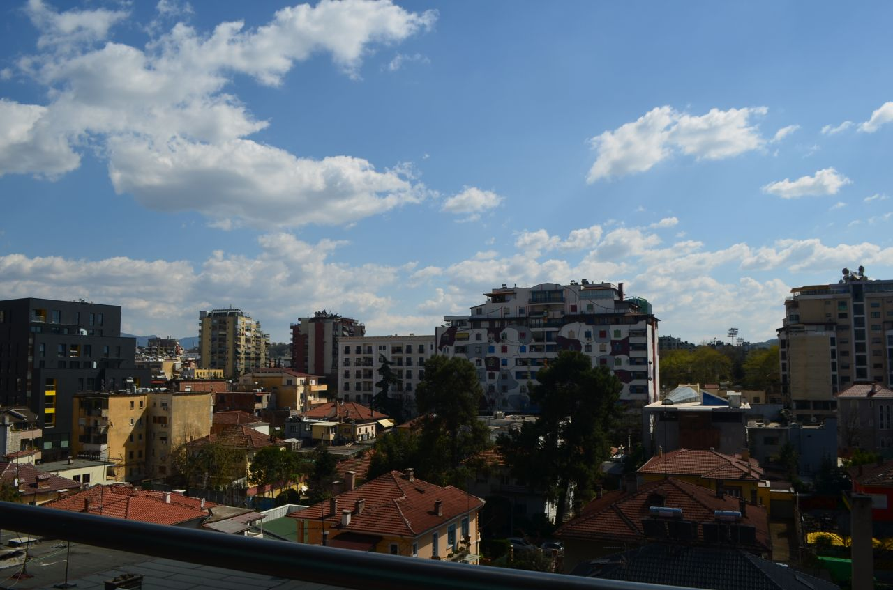 Nice and fully furnished apartment in Tirana for rent.