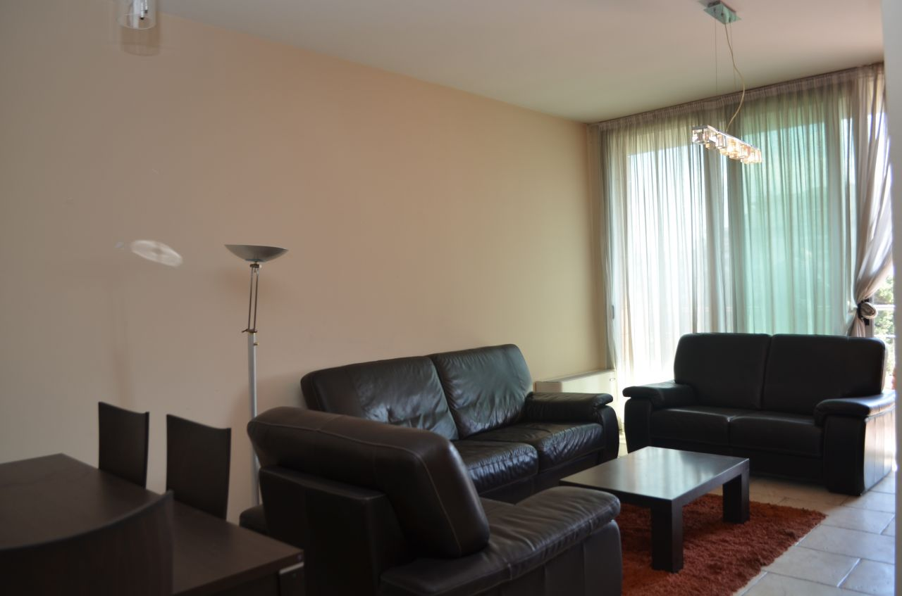 Nice Two Bedrooms Apartment in Tirana for Rent. Fully Furnished Apartment for Rent