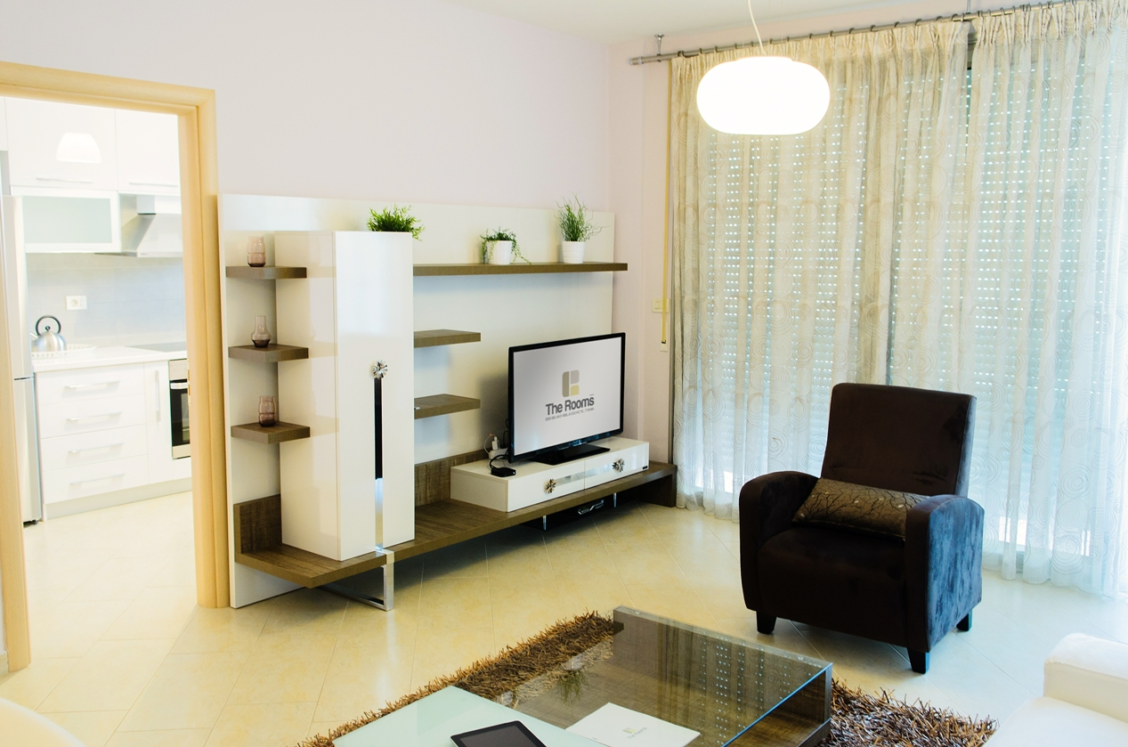 Modern Apartment for rent in Tirana, Albania.