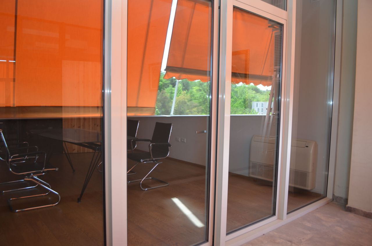 Office space for rent in Tirana. Office near Grand Park of Tirana.
