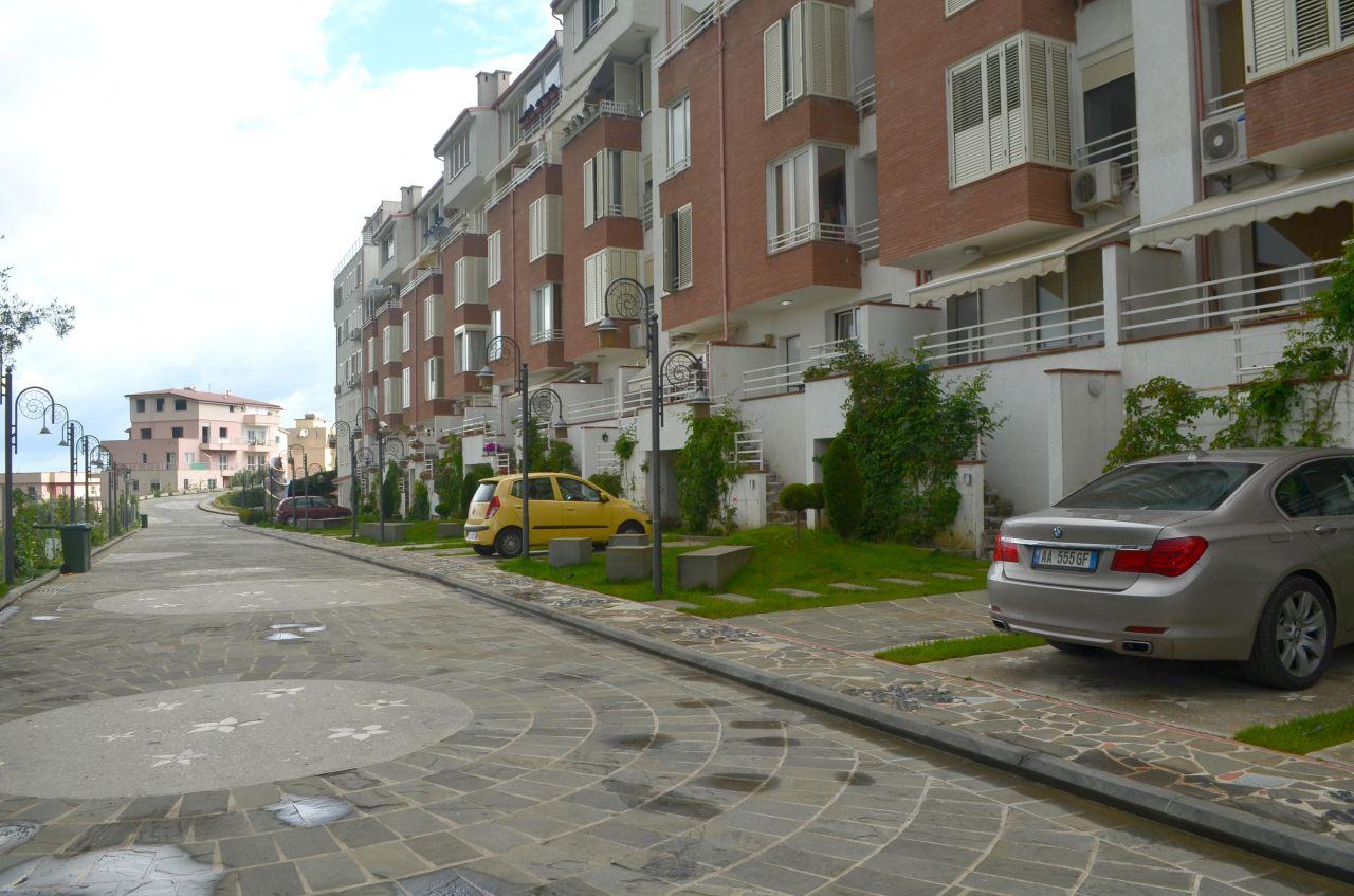 Duplex Apartment for rent in Tirana, Albania.