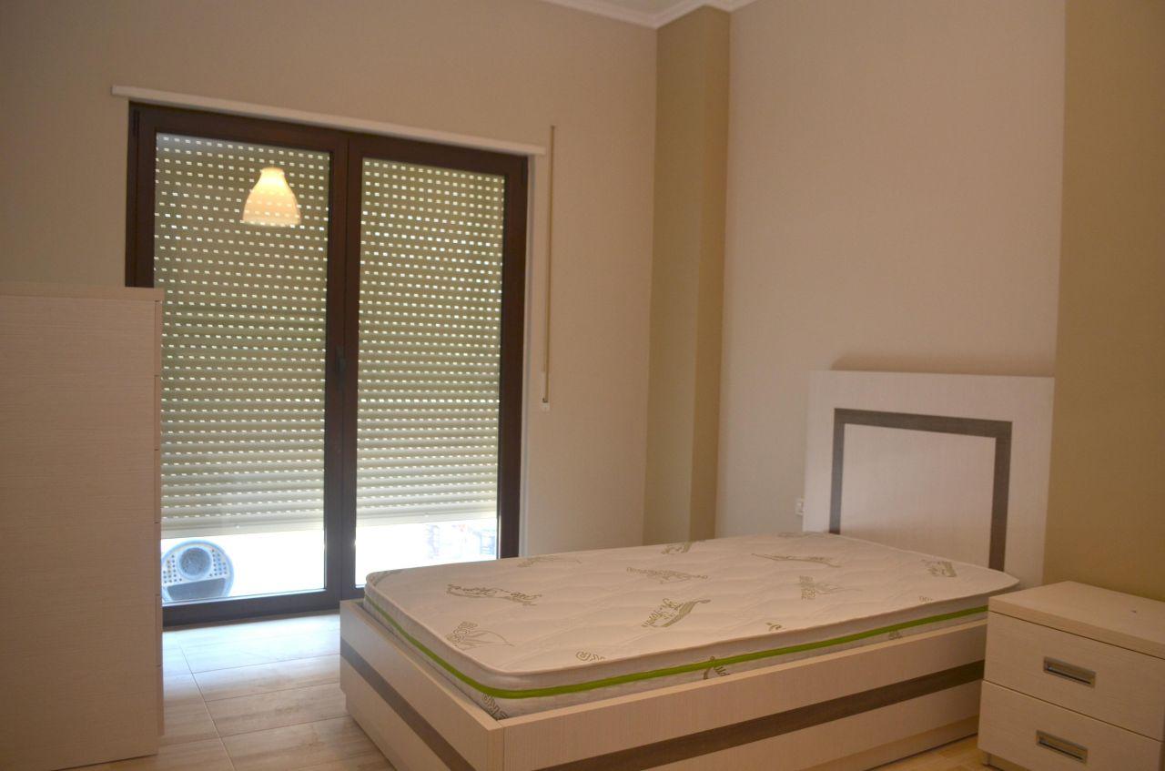 Apartament me qira ne tirane. Apartament me tre dhoma gjumi me qira ne shqiperi