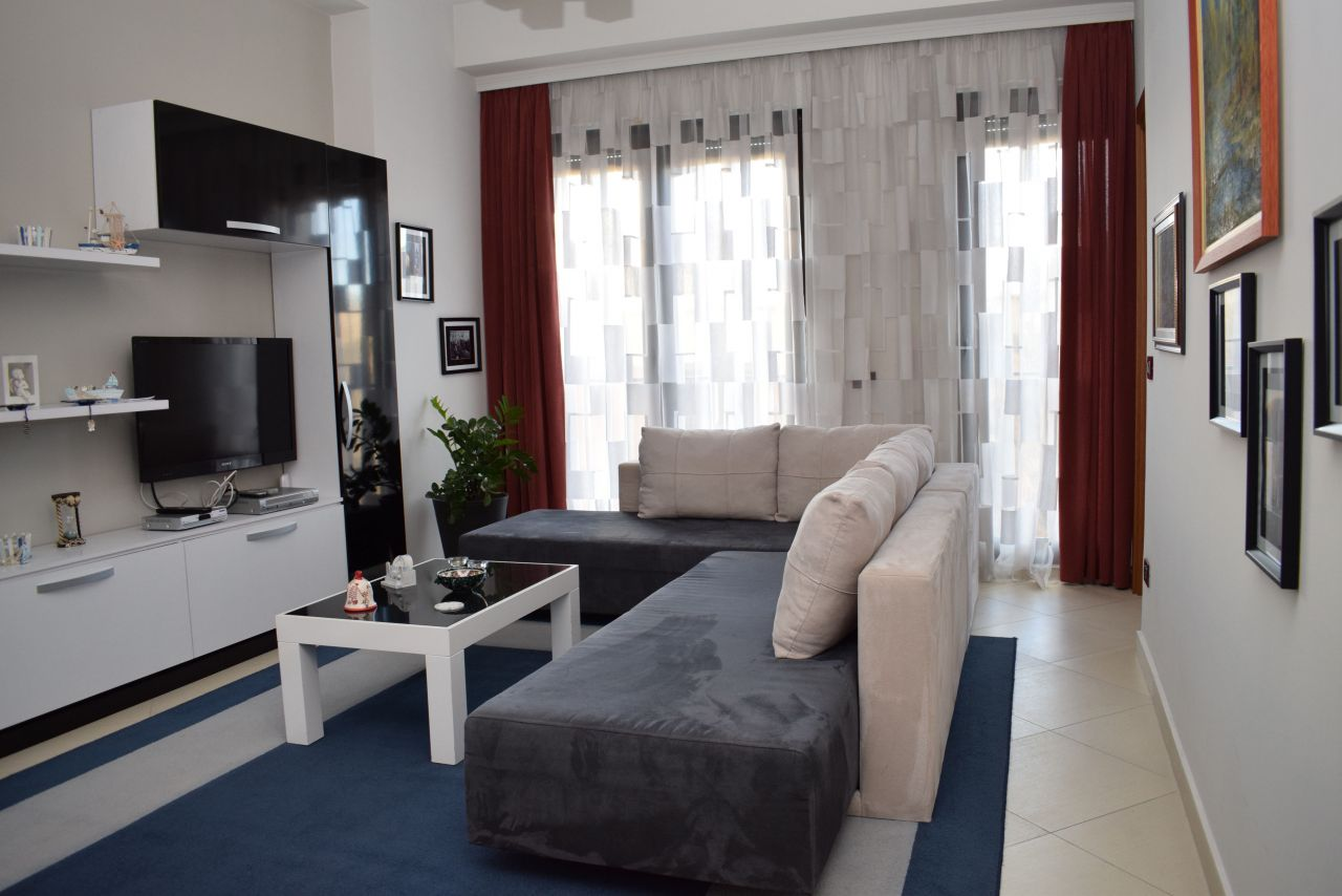 Modern Apartment in Tirana for Rent near Park of Tirana