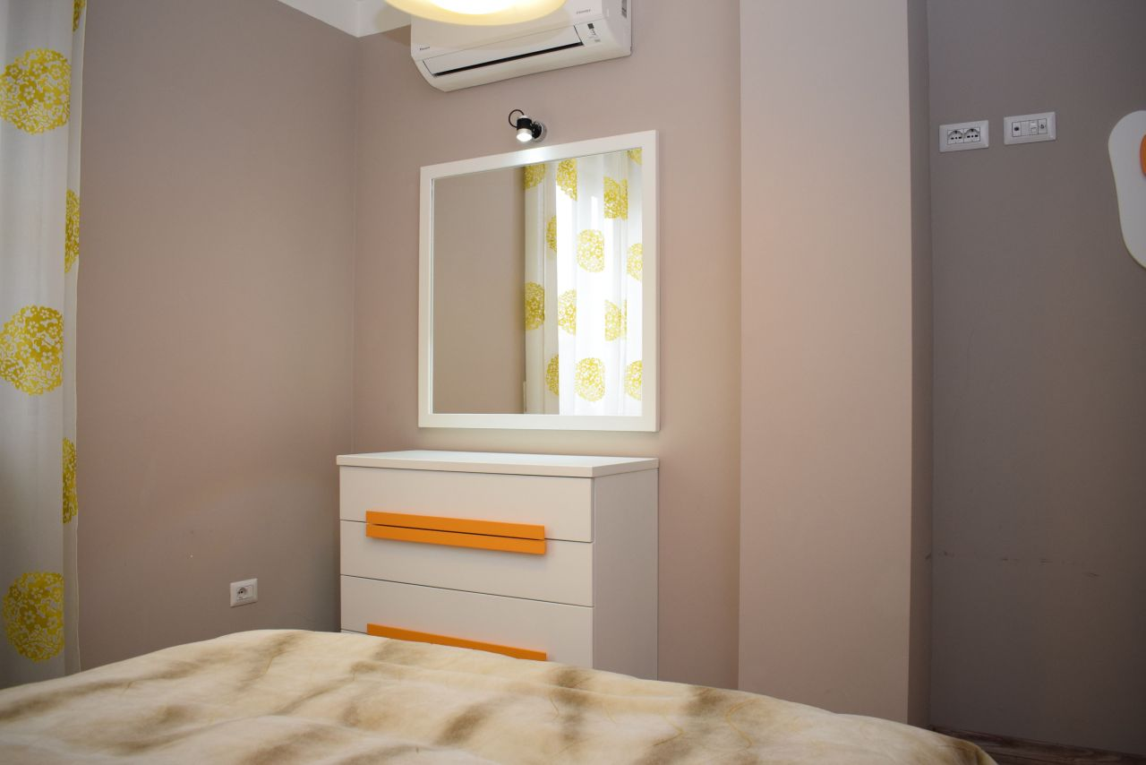 Nice and small Apartment  for Rent in Tirana