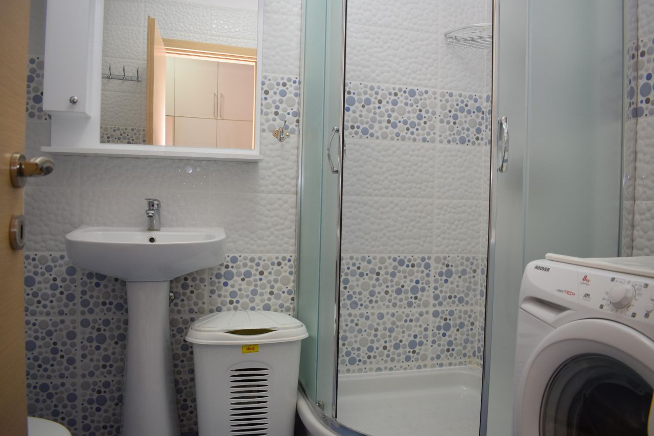 One bedroom apartment for Rent in Tirana, brand new.