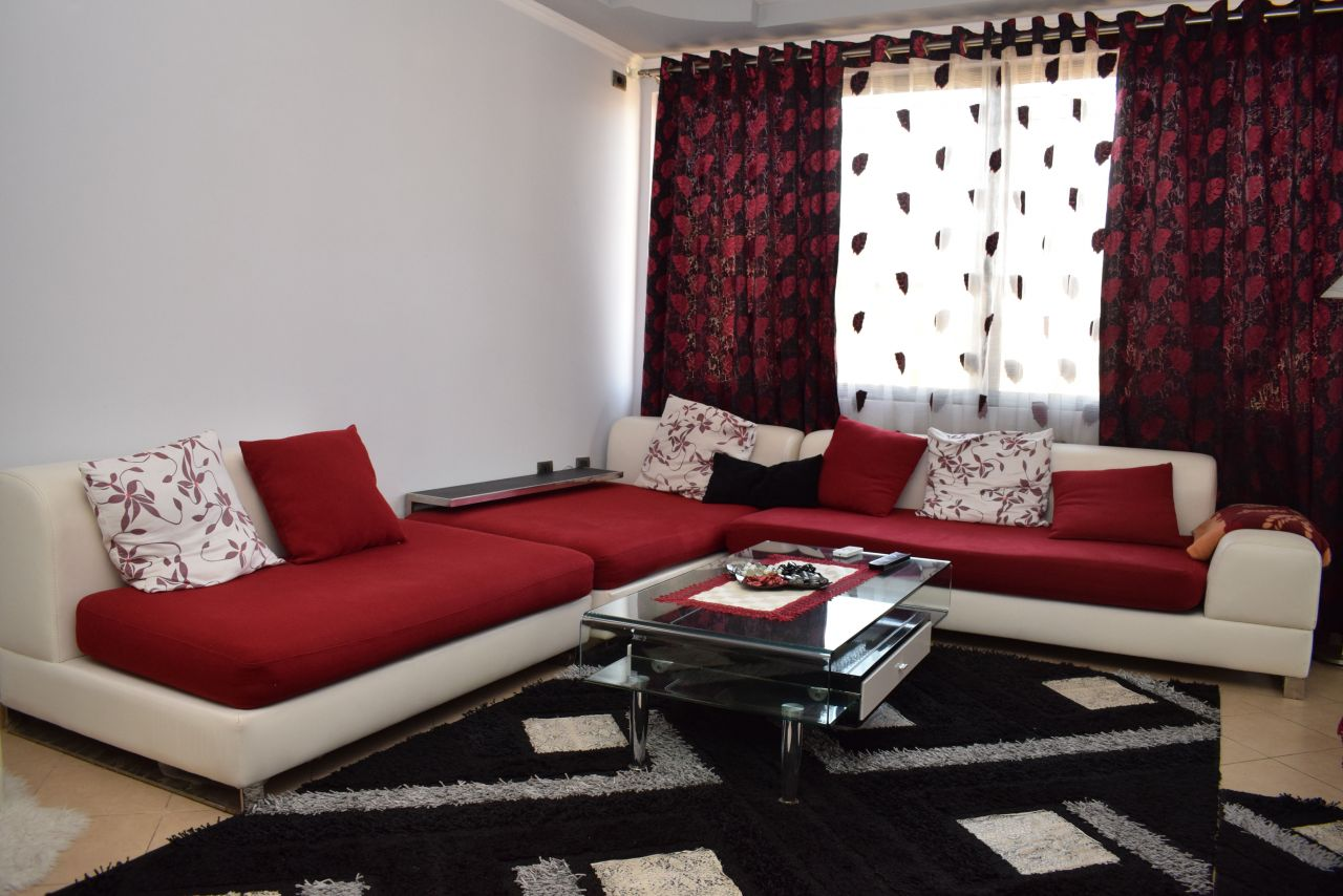 Two bedroom Apartment for Rent in Tirana City Center