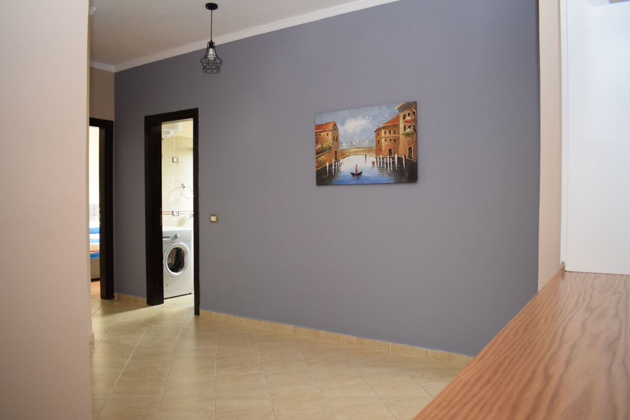 Rent Apartment in Tirana, in a quiet area