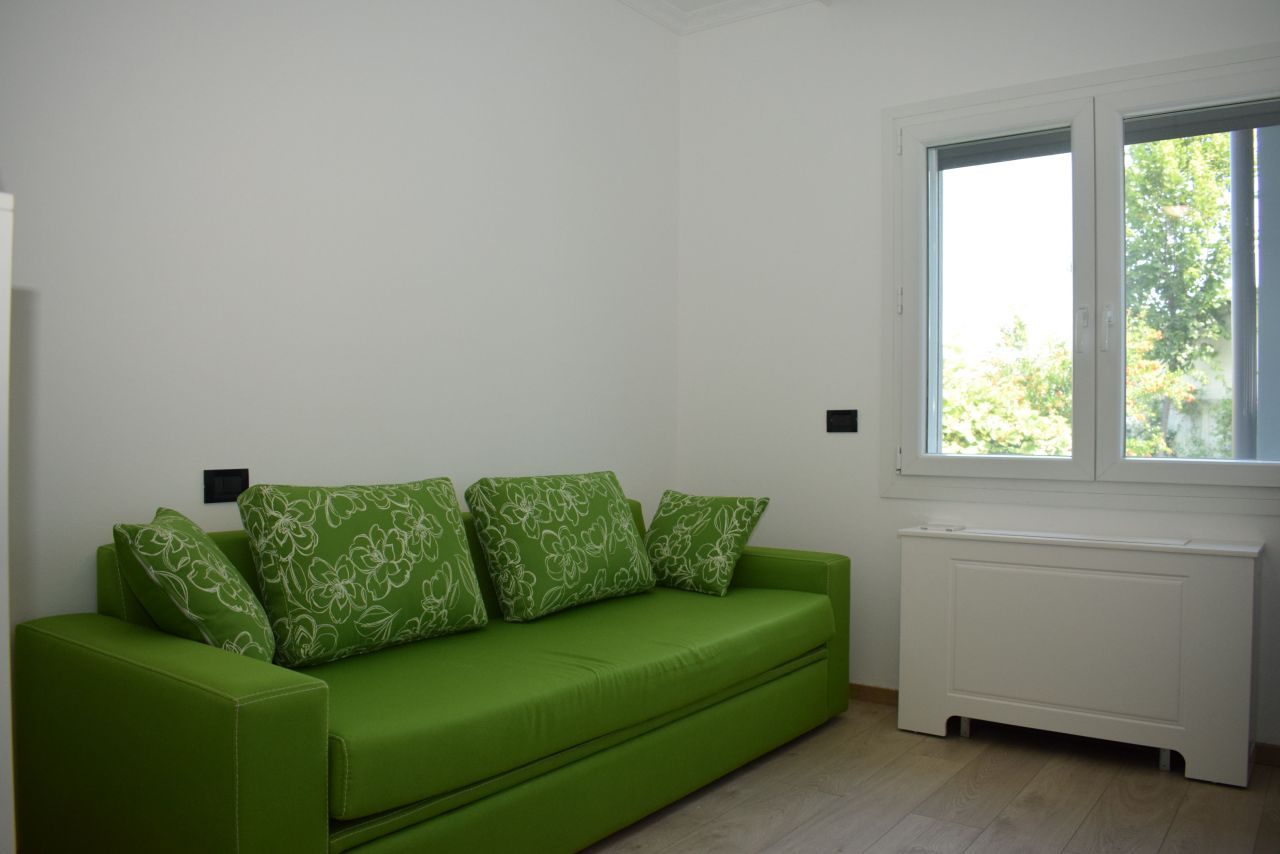 villa for rent in tirana with four bedrooms