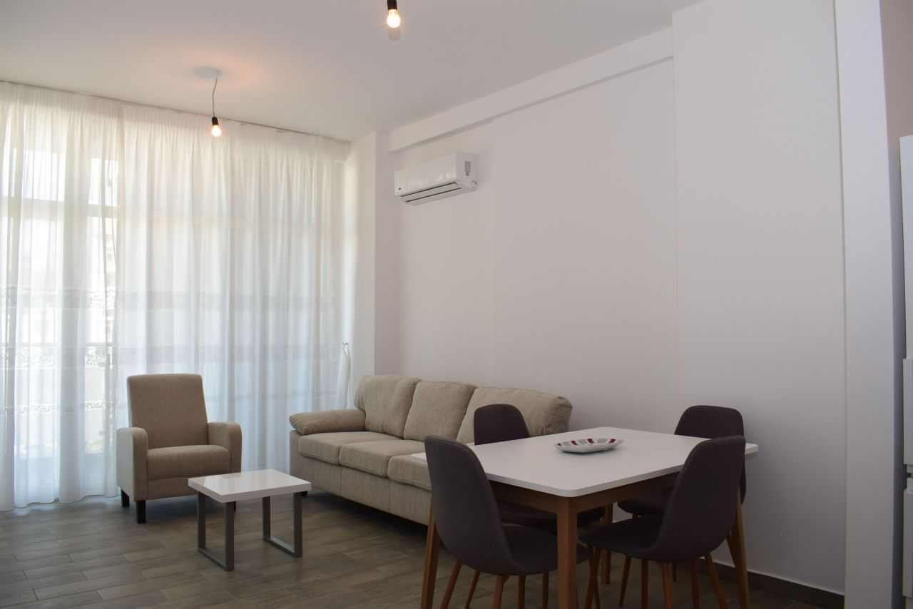 Apartment for Rent in Tirana With One Bedroom