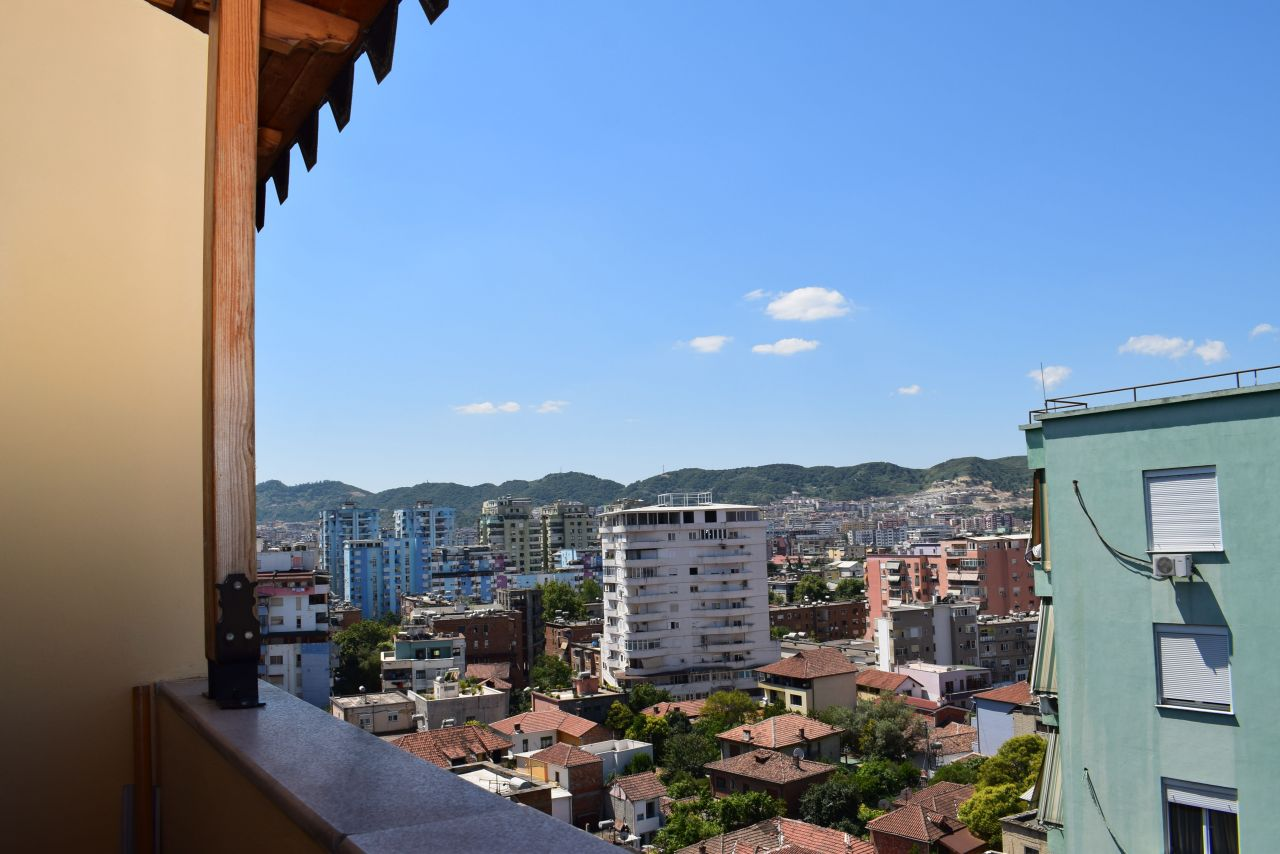 Two bedroom apartment for Rent in Tirana, behind the Catholic Church