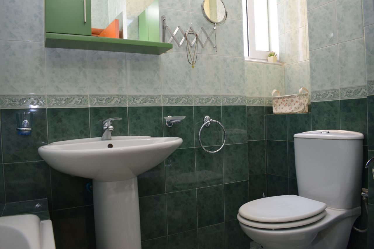 Two bedroom apartment for Rent in Tirana, behind Catholic Church