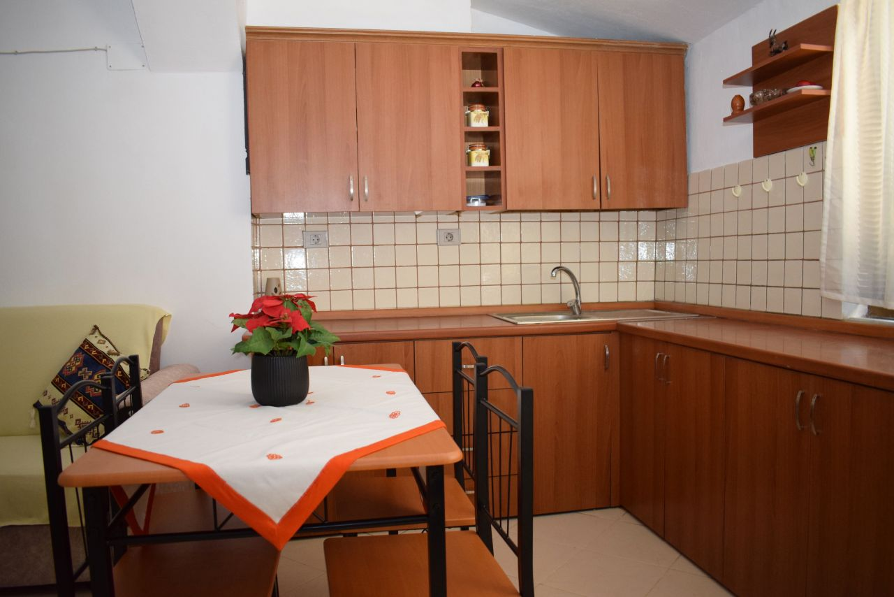 Two bedroom apartment for Rent in Tirana, near city center