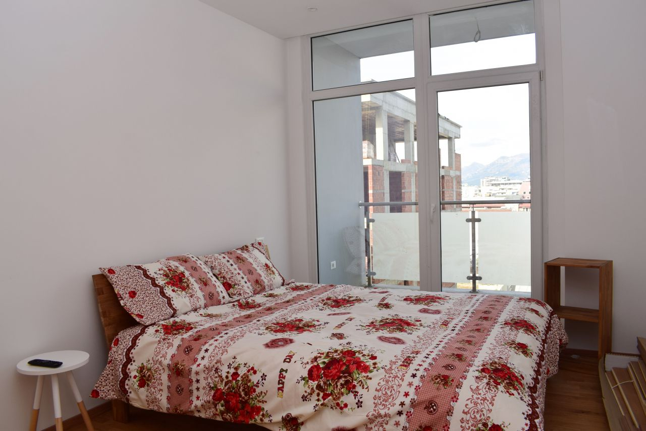Two bedroom apartment for Rent in Komuna Parisit,Tirana