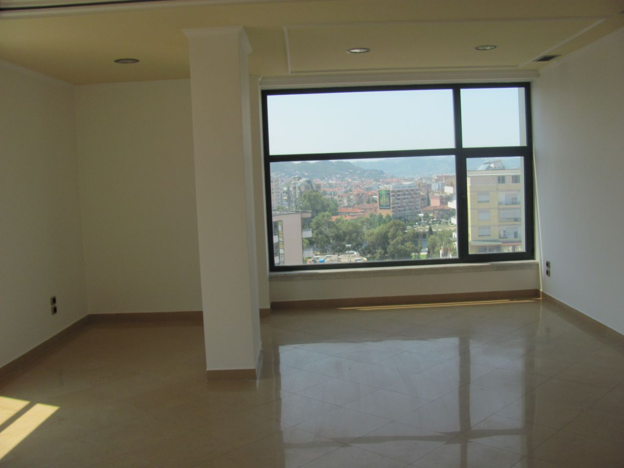 Office for Rent in the center of Tirana, the capital of Albania.