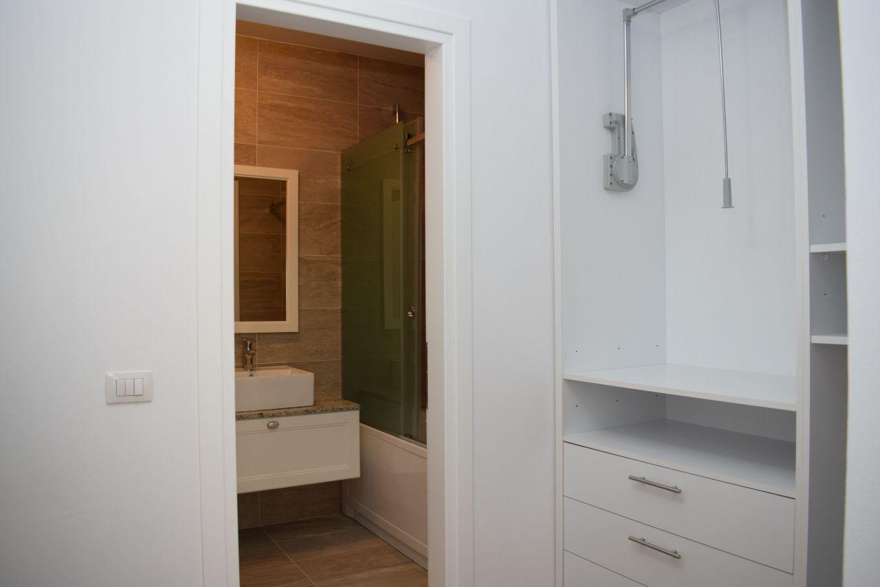 Appartamento in Affito a Tirana con Due Camera da Letto