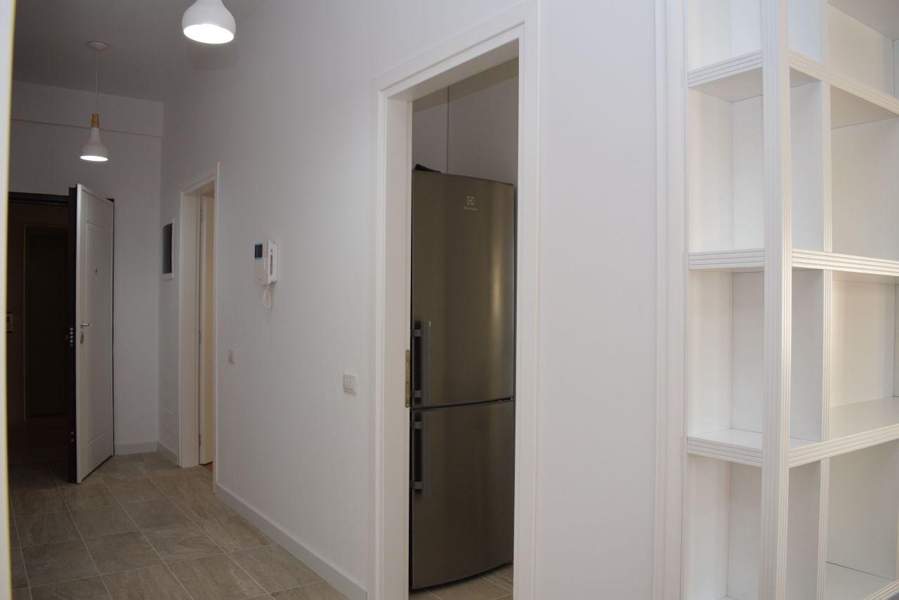 Appartamento con Due Camere e Due Bagni in residenza 'Touch of Sun' , Tirana