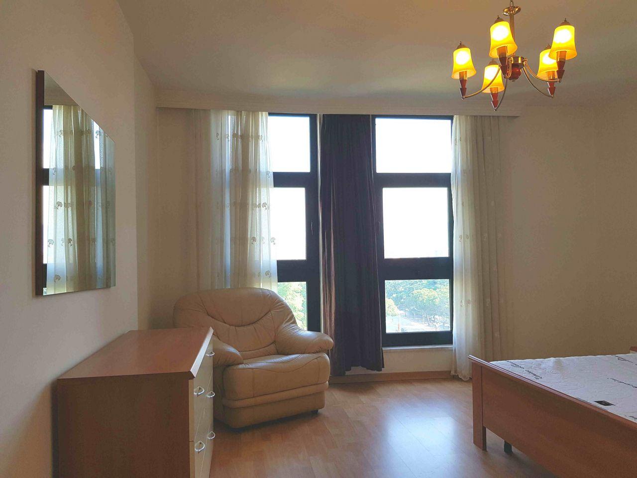 Spacious Apartment for Rent in Blloku Area, Tirana