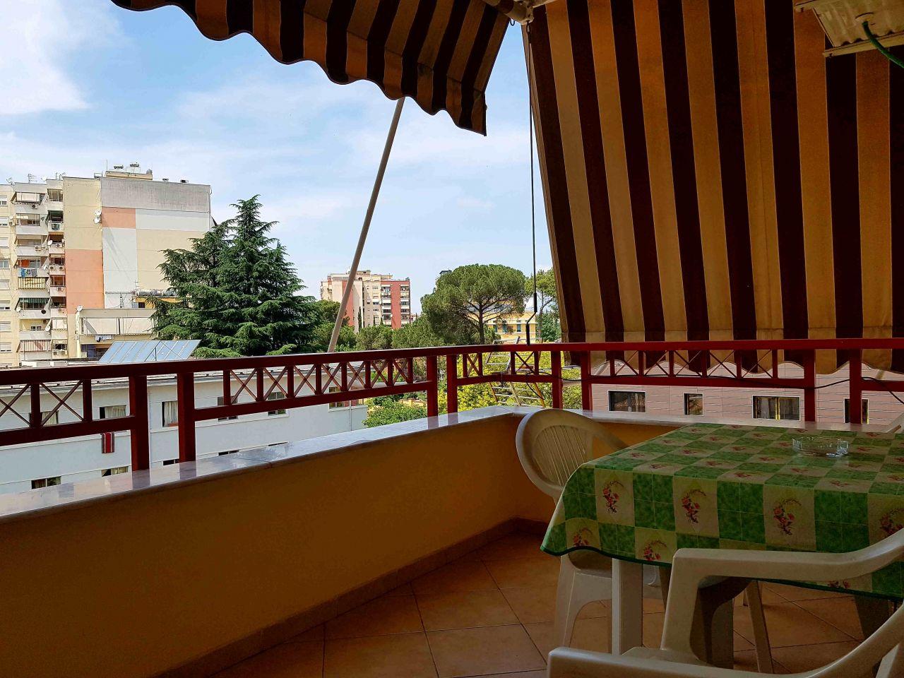 Apartament 3+1+2 me Qera ne Tirane