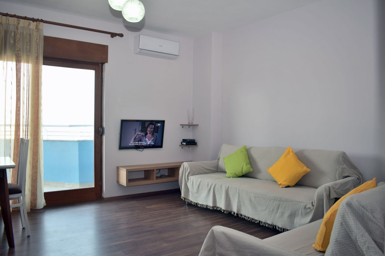 One Bedroom Flat To Rent In Tirana City Center