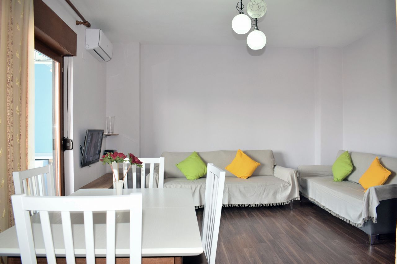 Flat To Rent in Tirana City Center