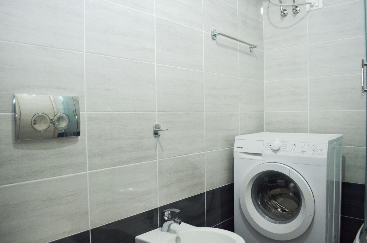 brand new apartment for rent  in Tirana komuna parisit