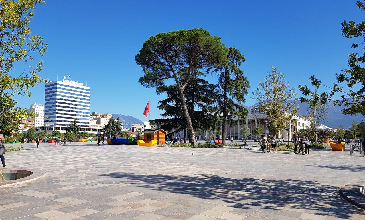 Lei Leilighet på Tirana Pazari Ri