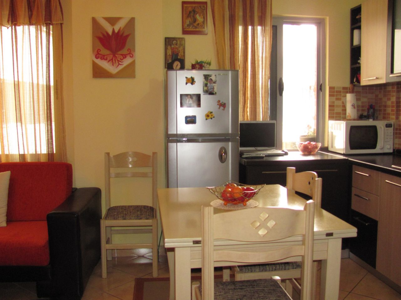 Apartment for Sale in Tirana with One Bedroom