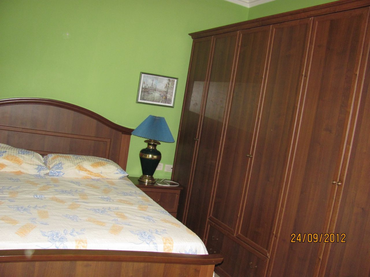 this is an apartment for sale in tirana, in a nice and quite zone. it has 2 bedrooms and a completed kitchen