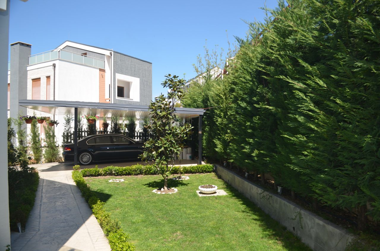 Wonderful Villa for Rent in the vicinity of Tirana, Albania