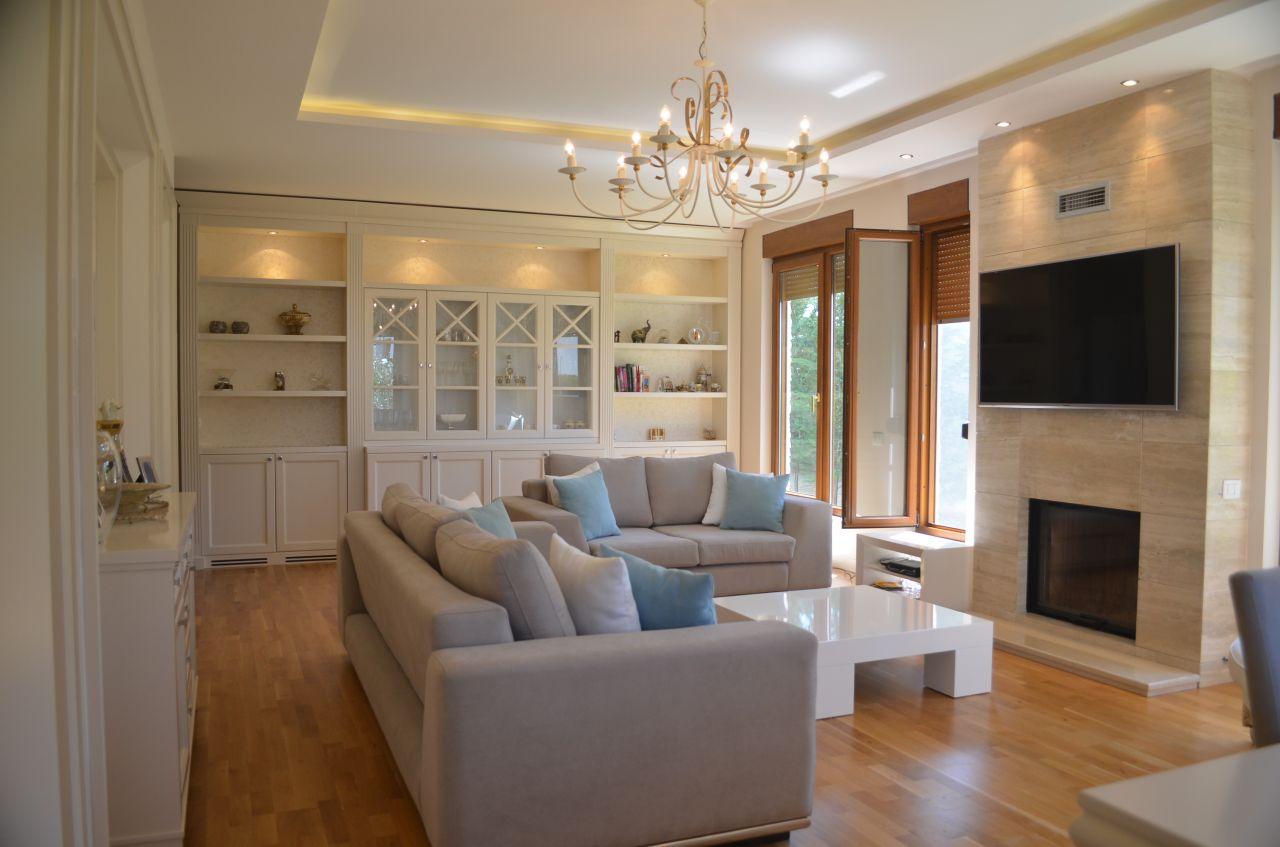 Villa meravigliosa per vendita nelle vicinanze di Tirana, Albania