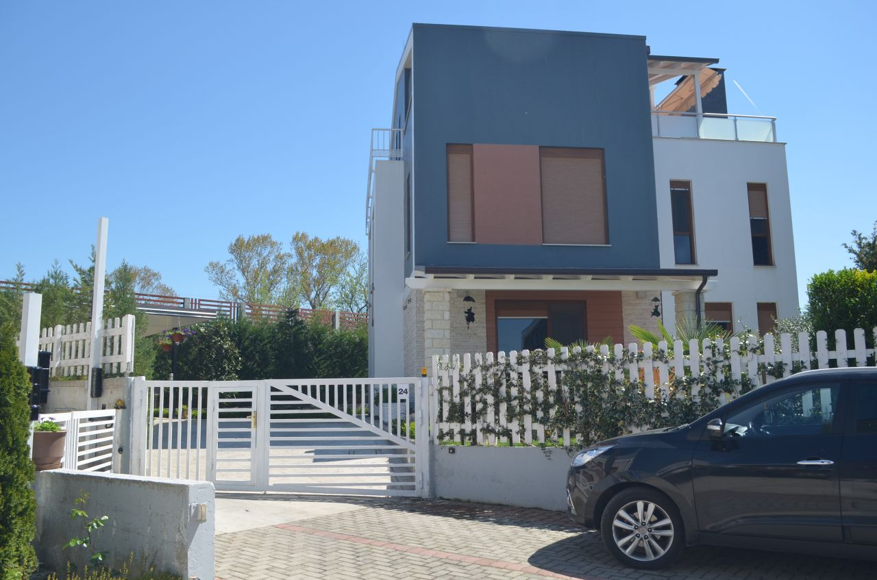 Villa for Sale near Tirana, the capital of Albania