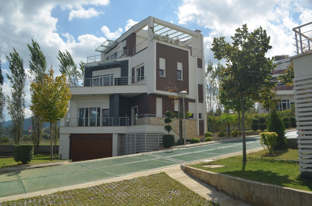 Villa for Sale in Tirane. Albania Real Estate