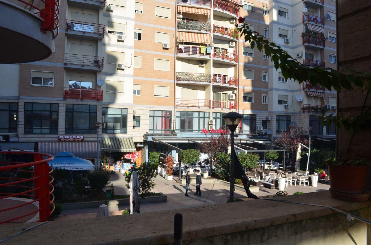 Apartment for Sale in Tirana 1+1 with big veranda. Very comfortable.