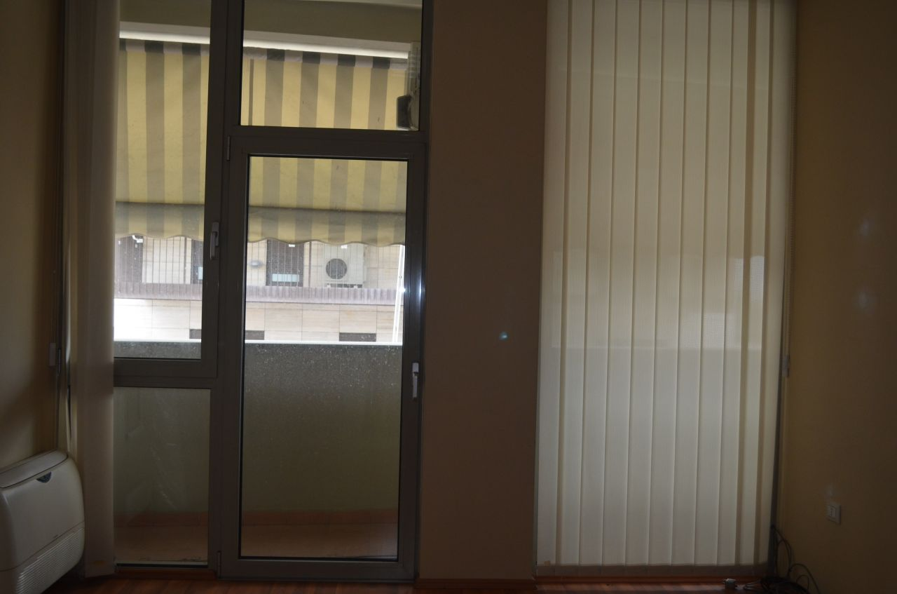 Apartment for Sale in Tirana in very good position with two bedrooms in third floor.