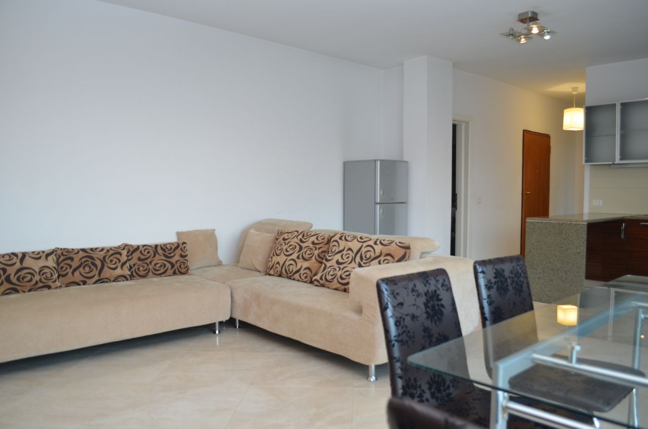 apartment for sale in tirana with two bedrooms is for sale with very good price