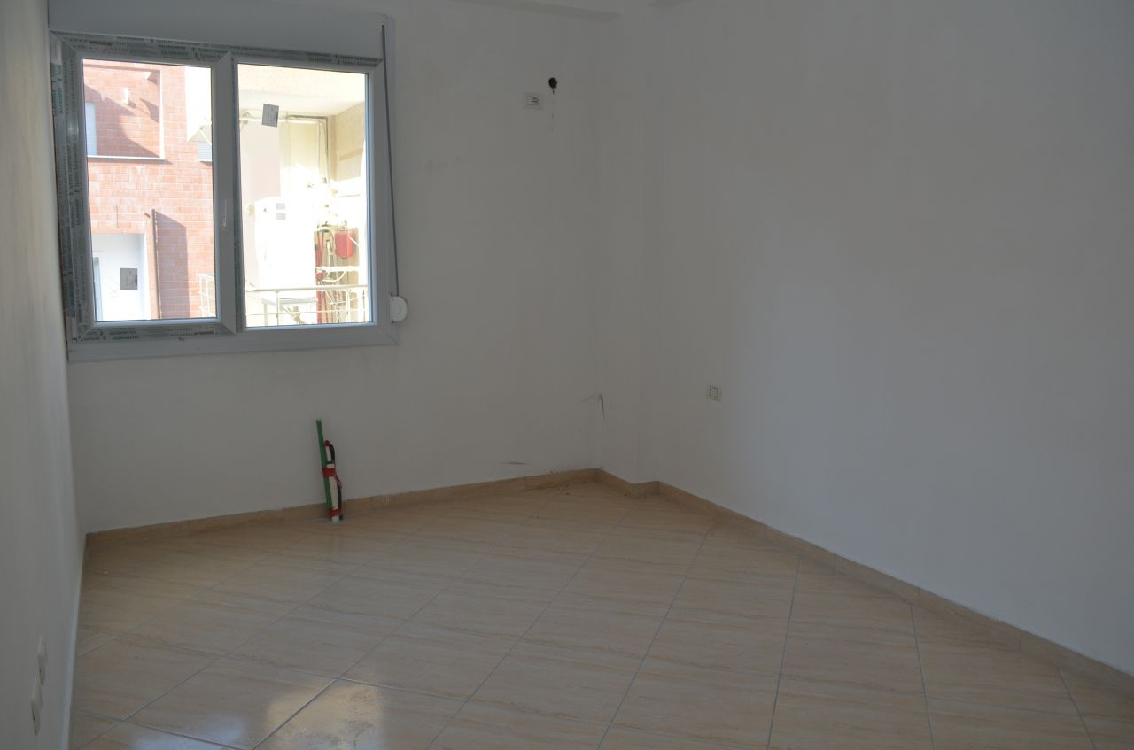 apartment for sale in tirana with two bedrooms with reasonable price
