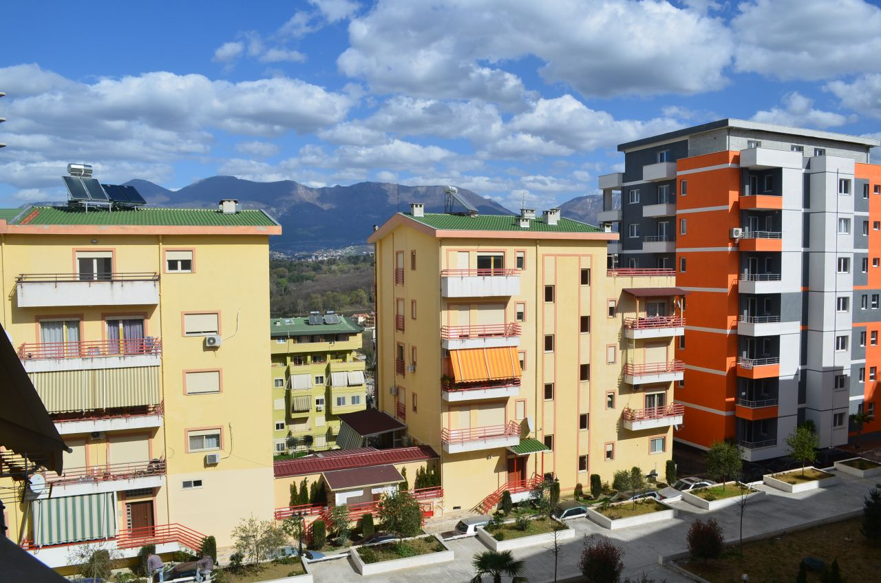 Apartment for Sale in Tirana located in a quiet area with fresh air