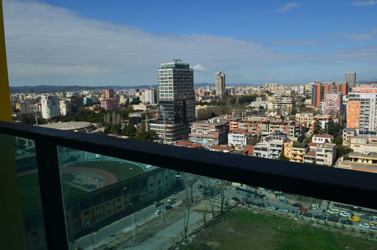Apartment for Sale in a new residence in Tirana