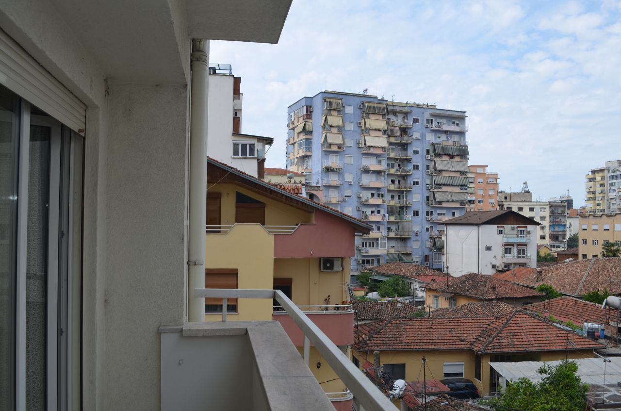 Apartment for Sale in Tirana with two Bedrooms