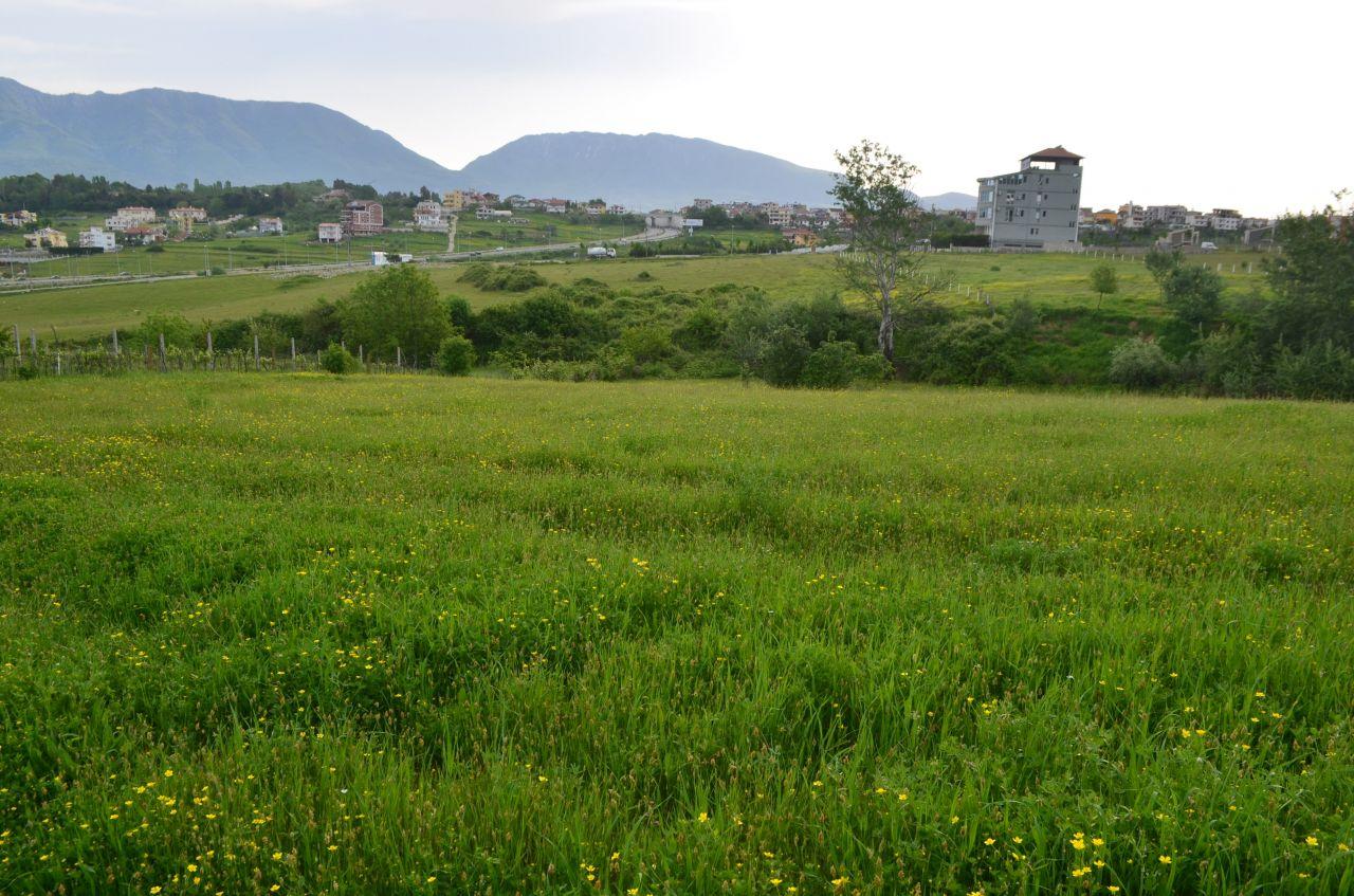7 Liqeni artificial, Tirane
