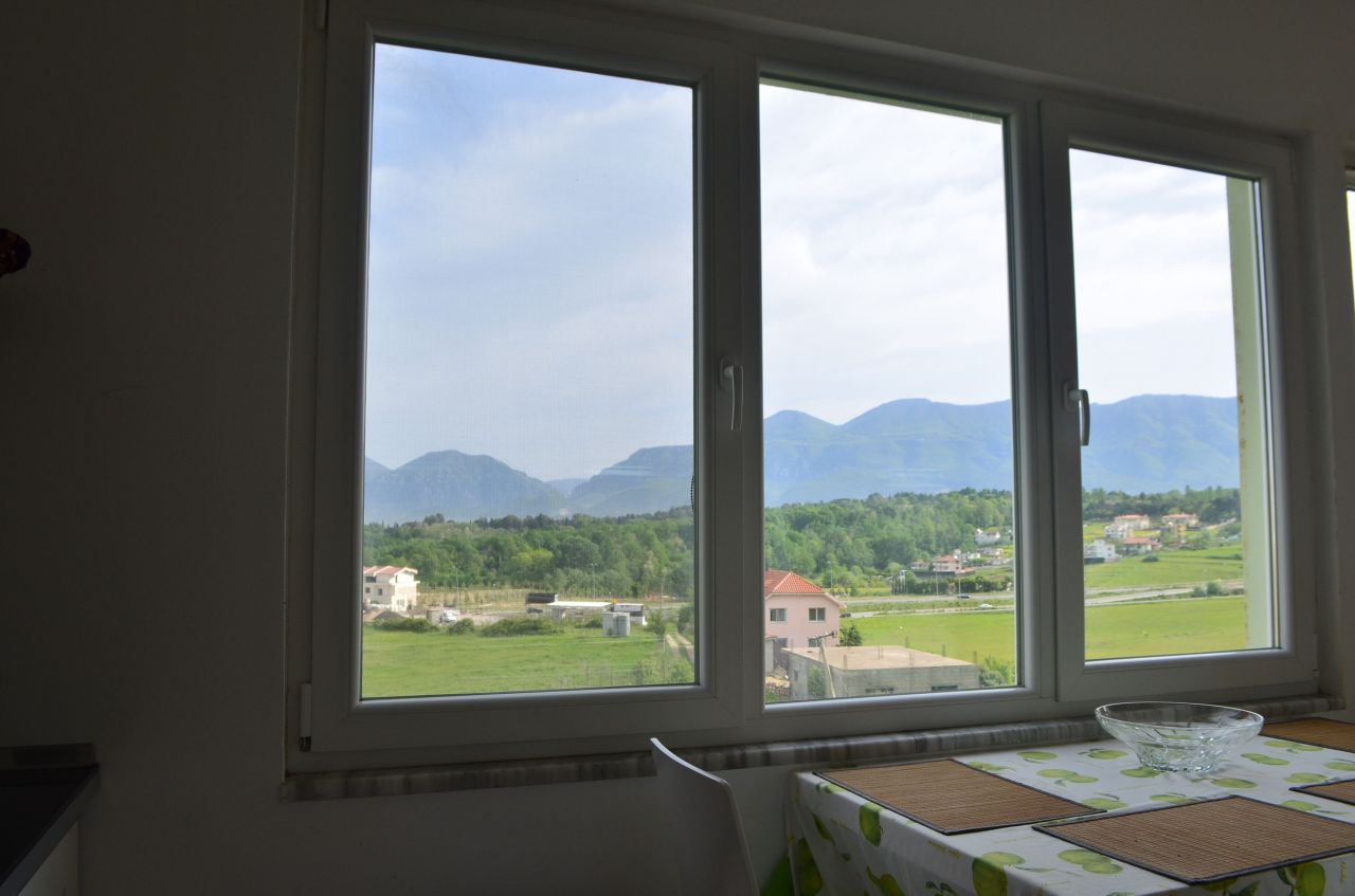 Four floors villa in Tirana for sale, at artificial lake.
