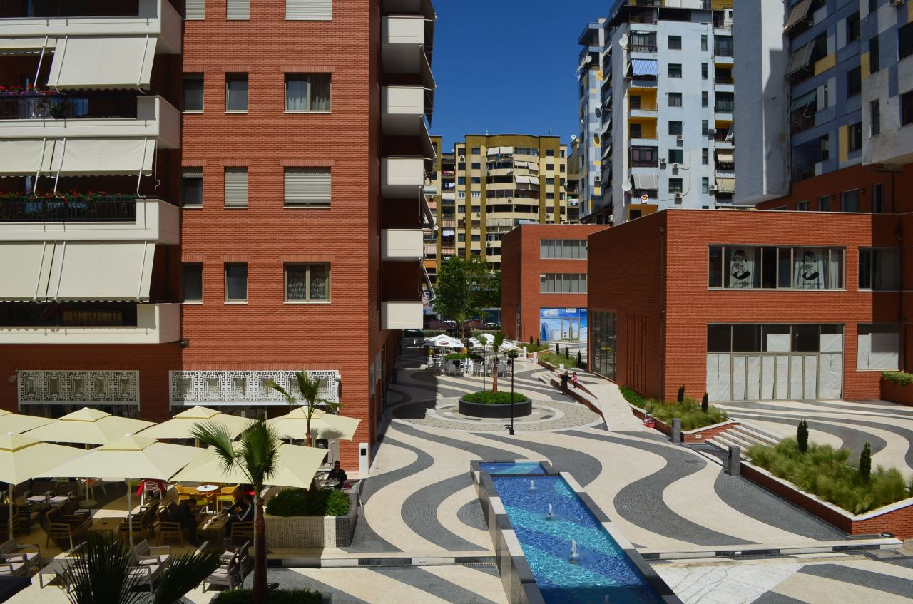 One bedroom apartment in Tirana for sale. Apartment in a new residence in Tirana.