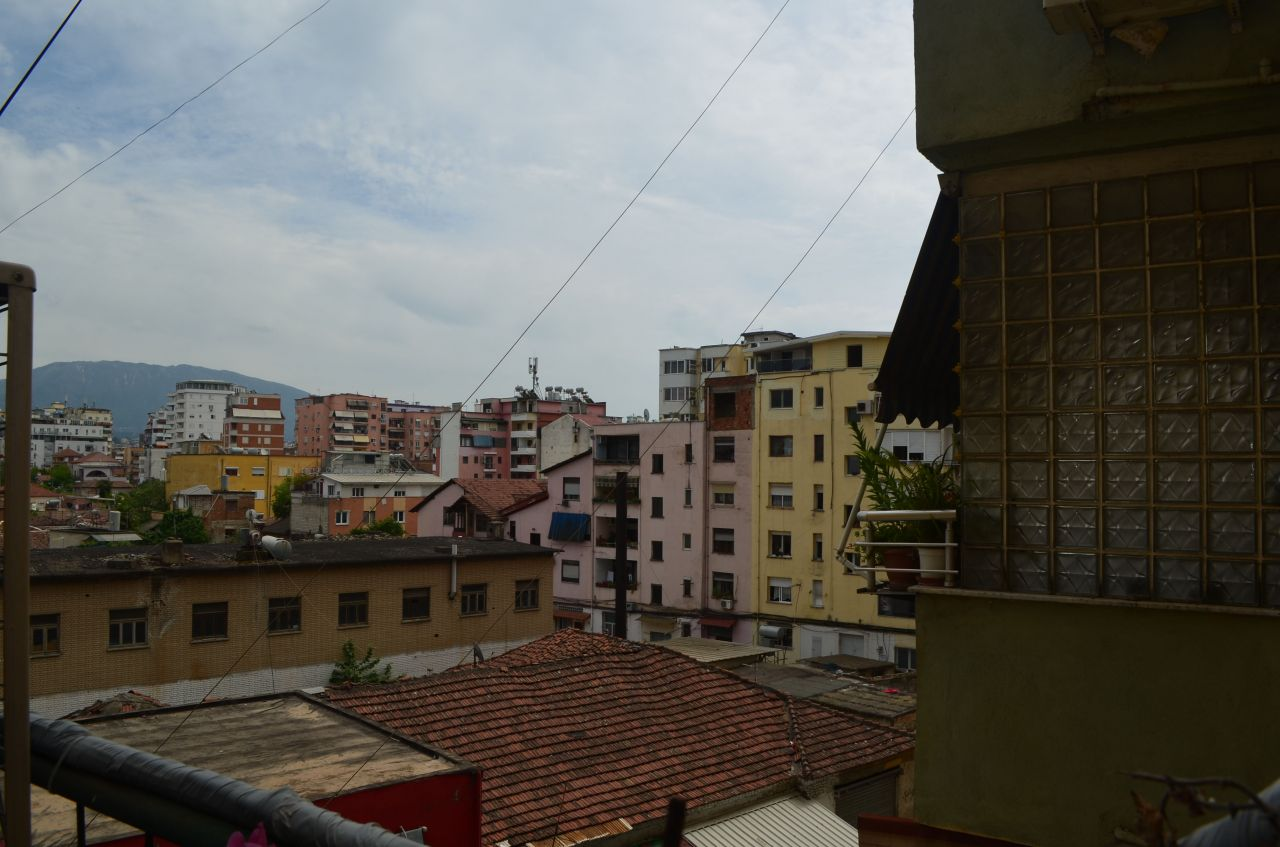 Two bedroom apartment for sale in Tirane.