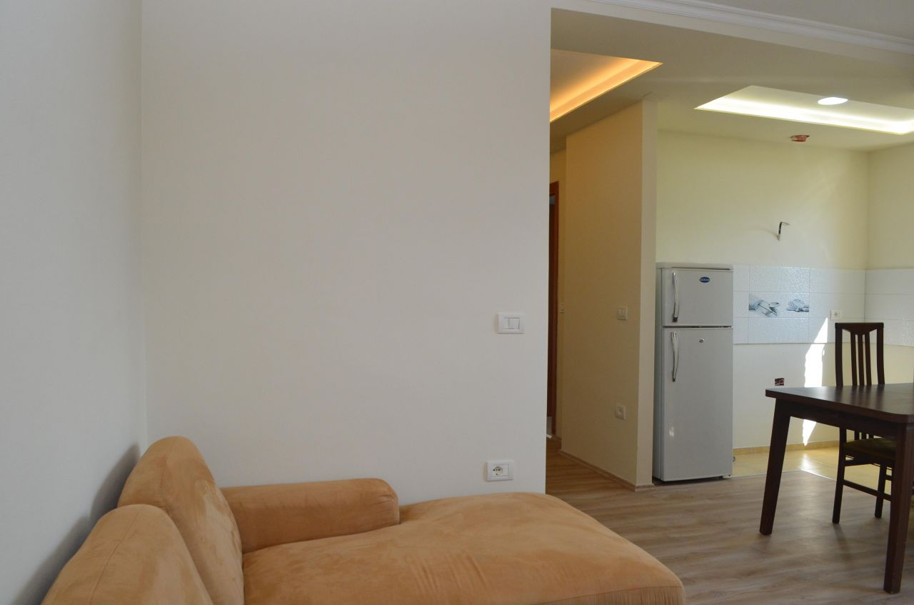 Apartment for Sale in Tirana. One Bedroom Apartment.