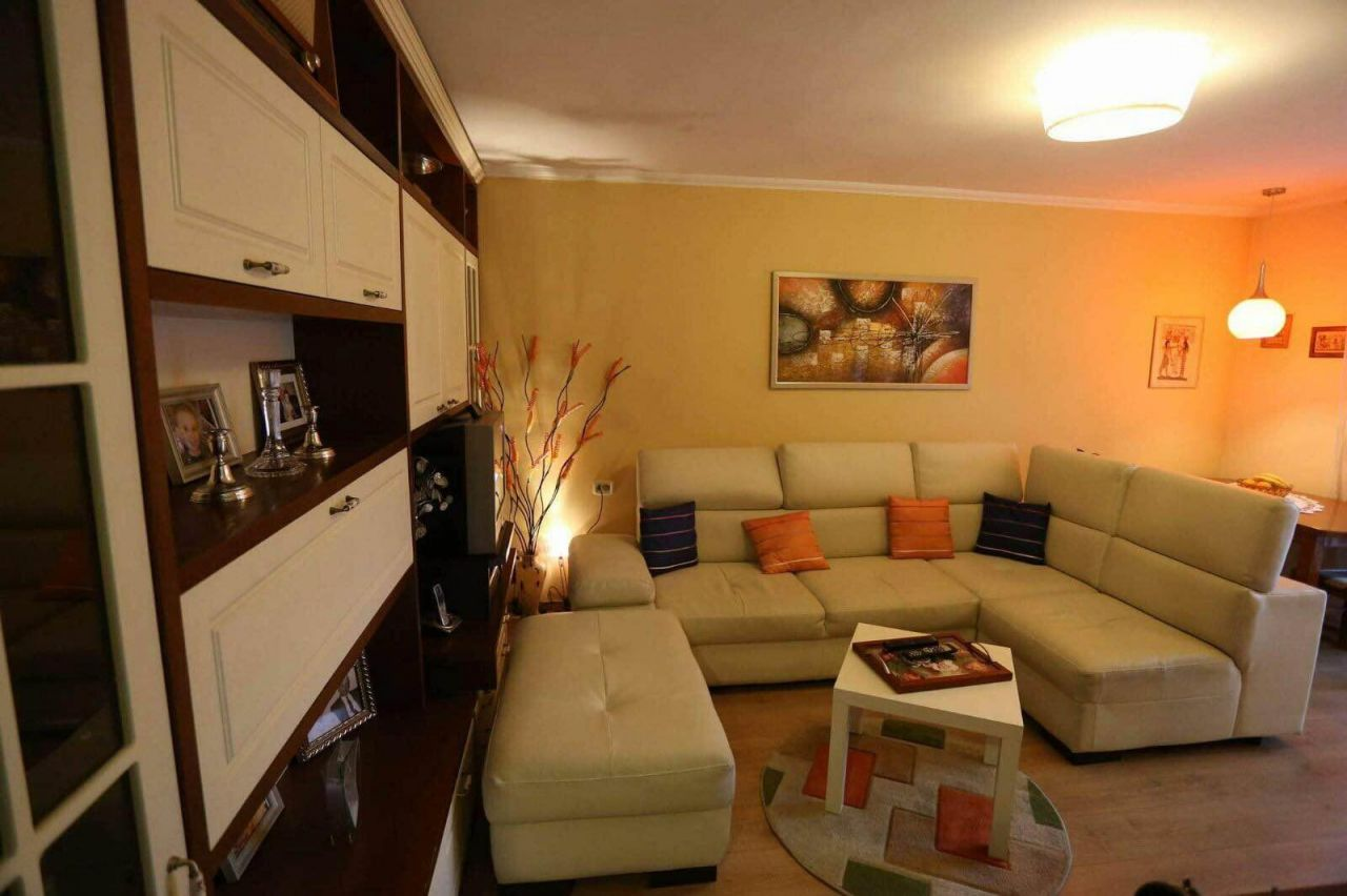 Fully furnished  apartment for sale in Tirana