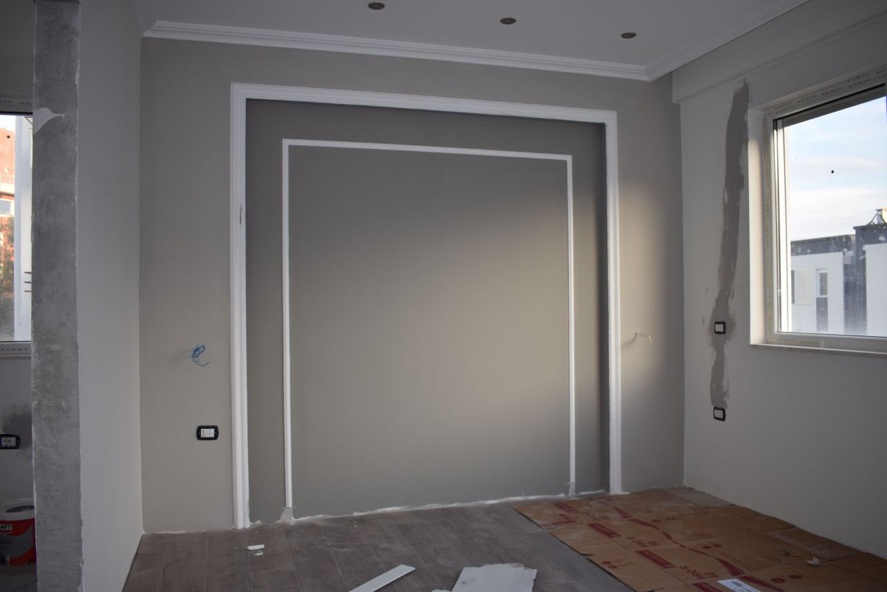 Two  bedrooms apartment for sale, in Tirana